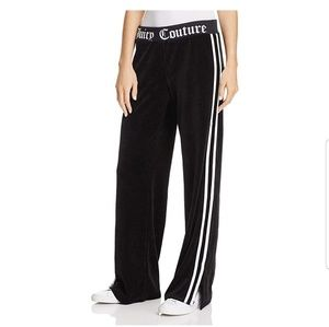 Juicy Couture Velour Womens Pants